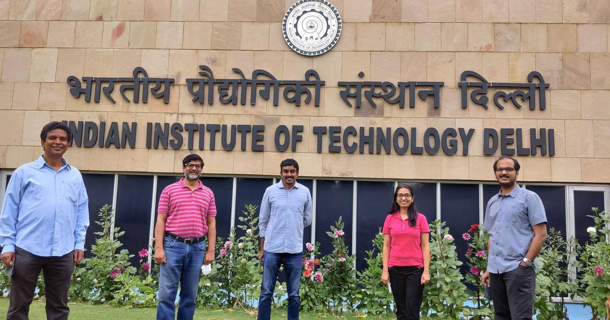 IIT Delhi gets ICMR approval for low-cost COVID testing kit