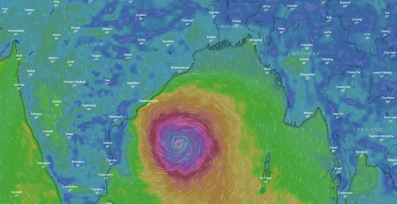 Cyclone AMPHAN live updates
