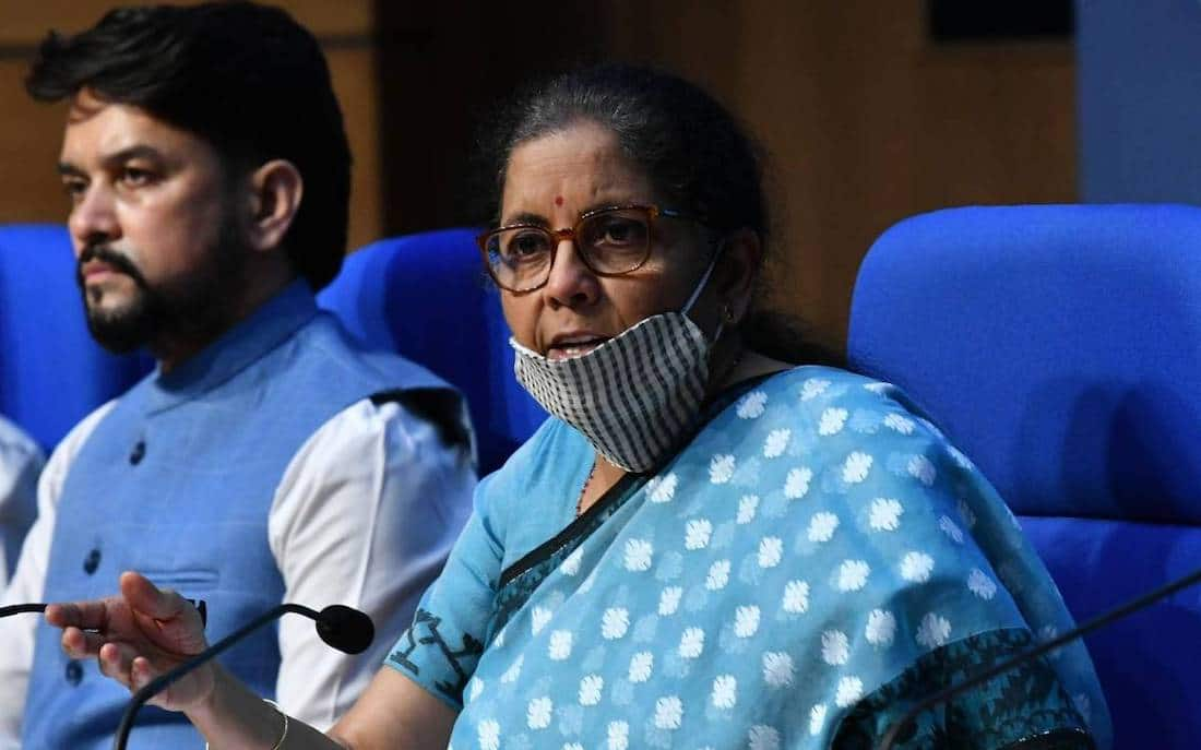 Here's everything FM Sitharaman announced today