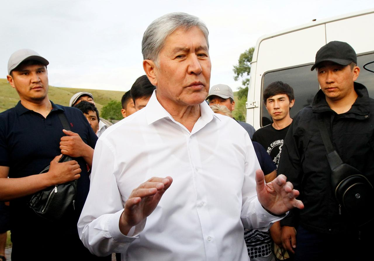Atambayev-jailed