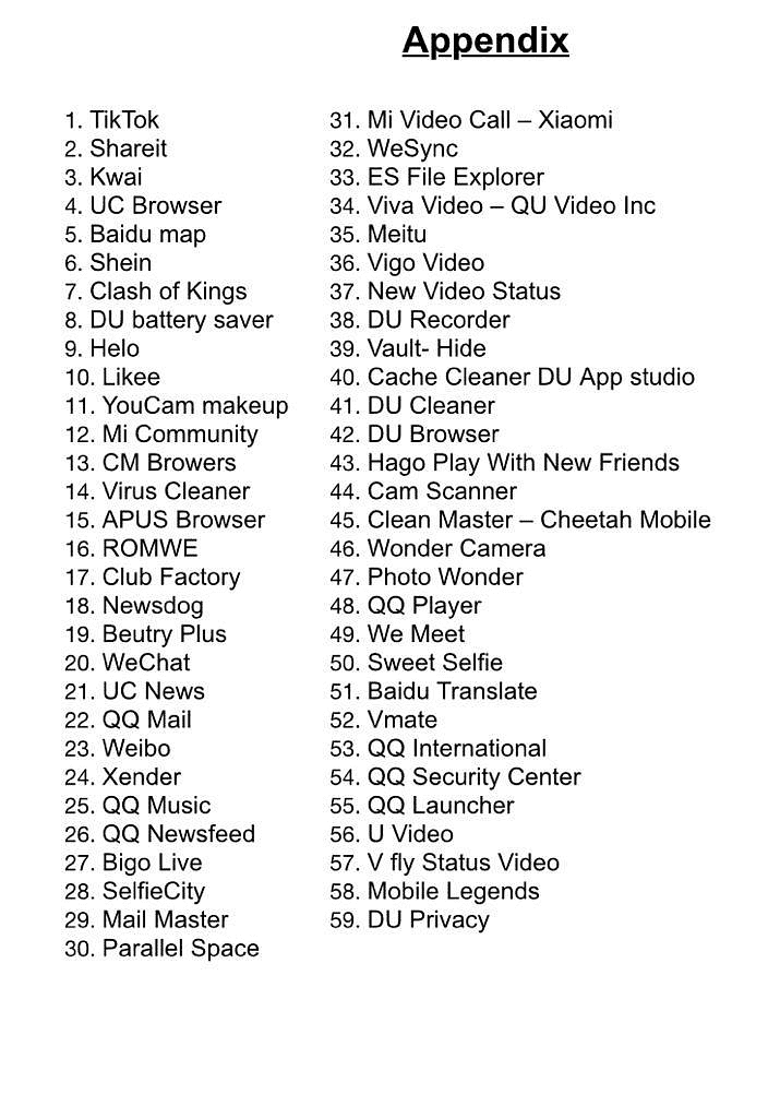 59-banned-app-list
