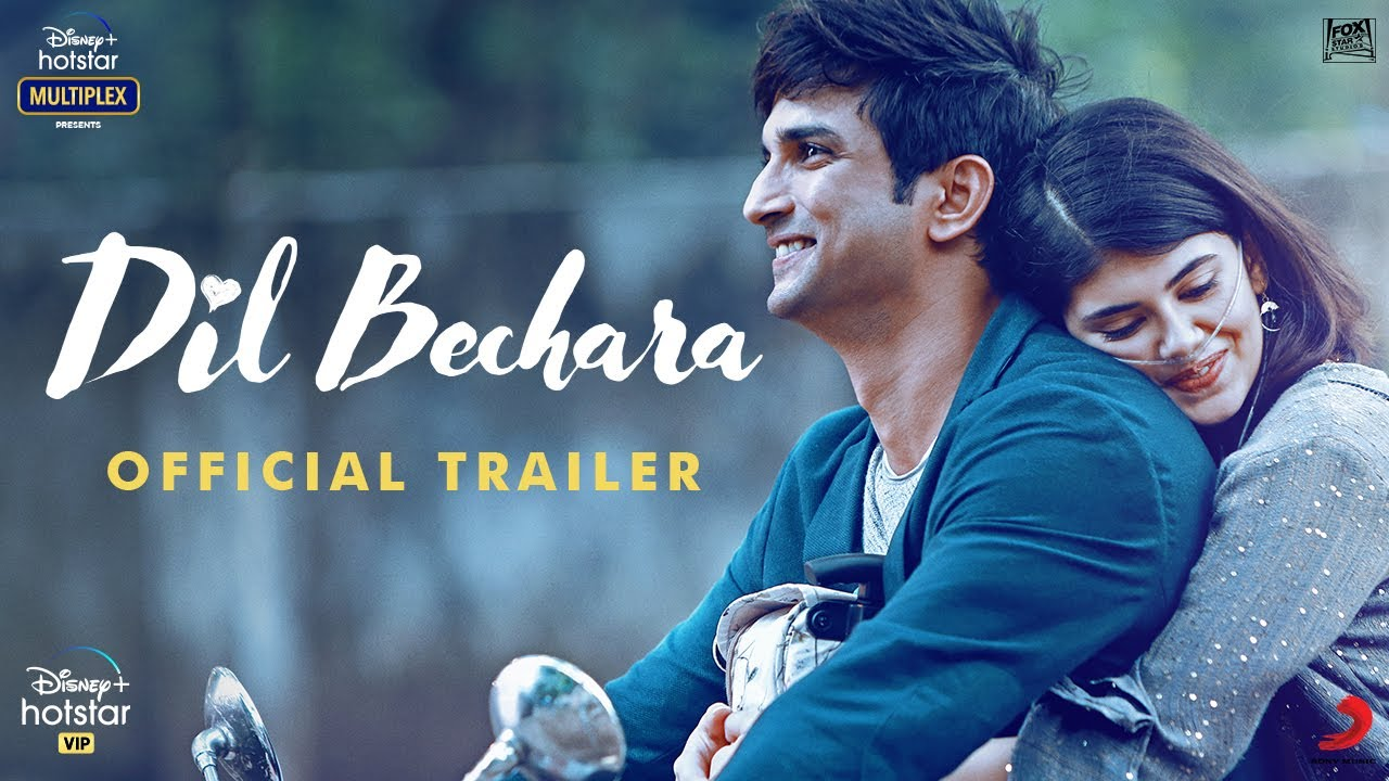 dil-bechara-trailer-most-liked-youtube