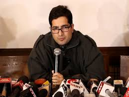 Shah Faesal likely to join back J&K administration after dropping ...
